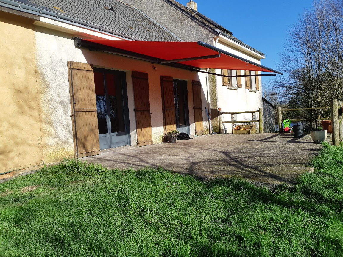 Installation Store Bannes Chateaubriant