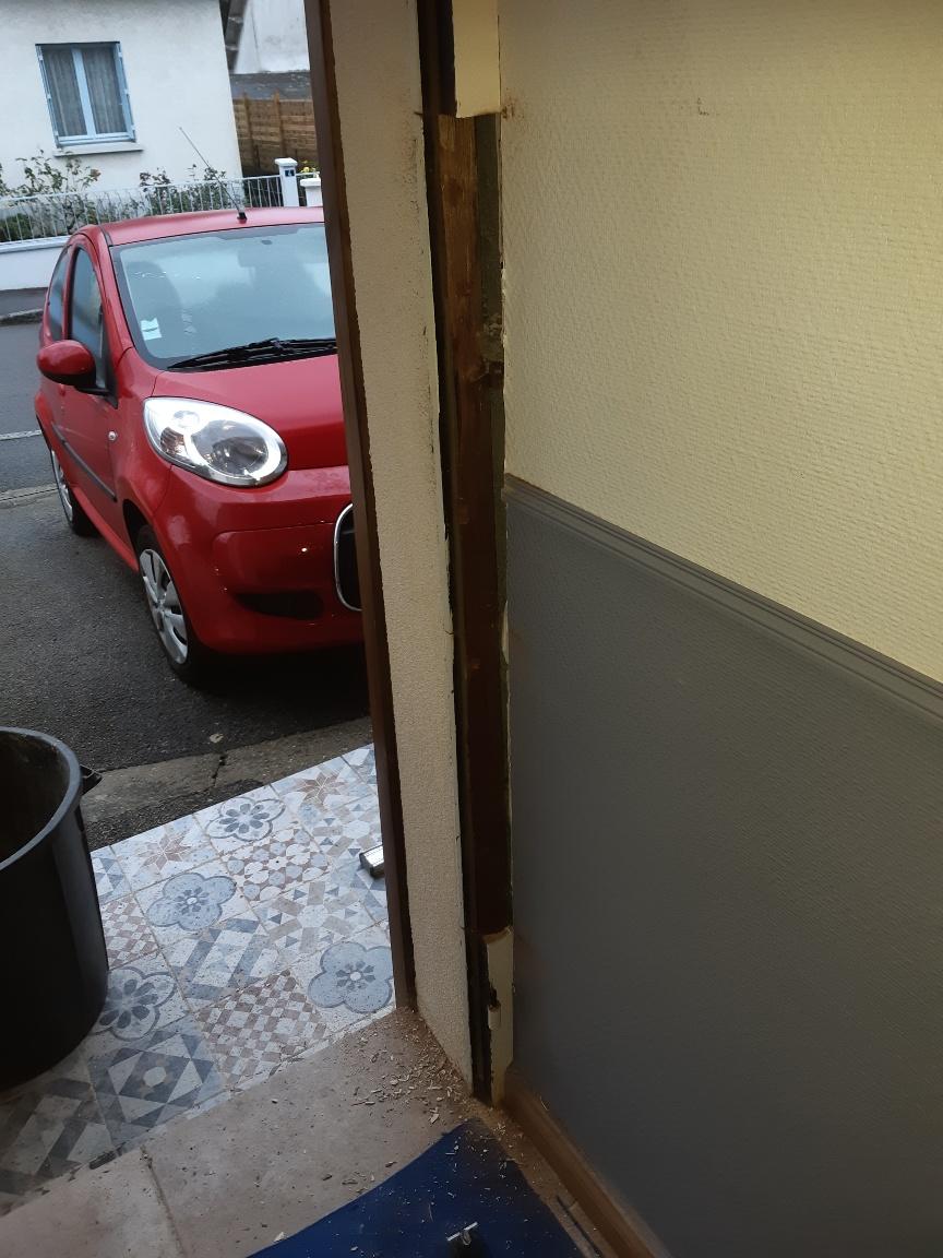 Changer Porte d'Entrée Nantes